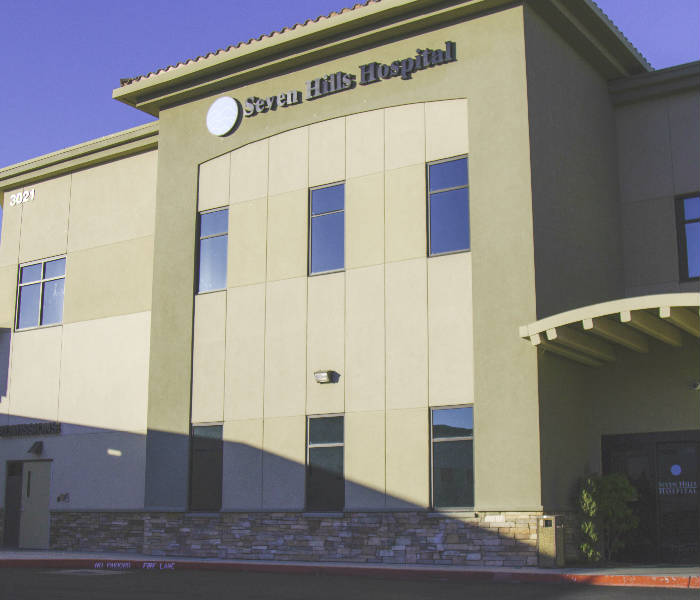 About Seven Hills Hospital Behavioral Health System Seven Hills