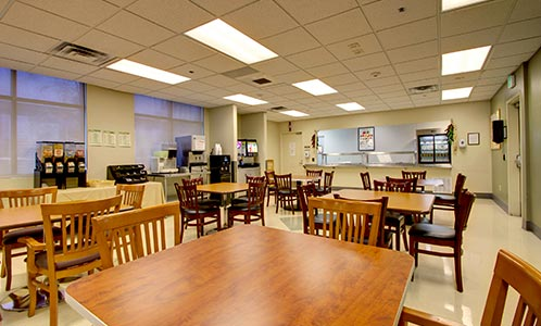 Facility Dining Room